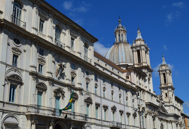 A Perfect Day in Rome - Piazza Navona