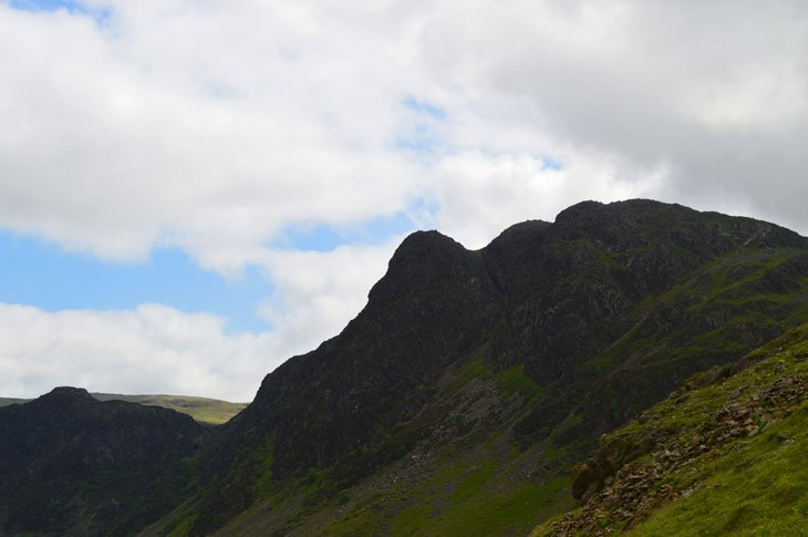 looking up haystacks