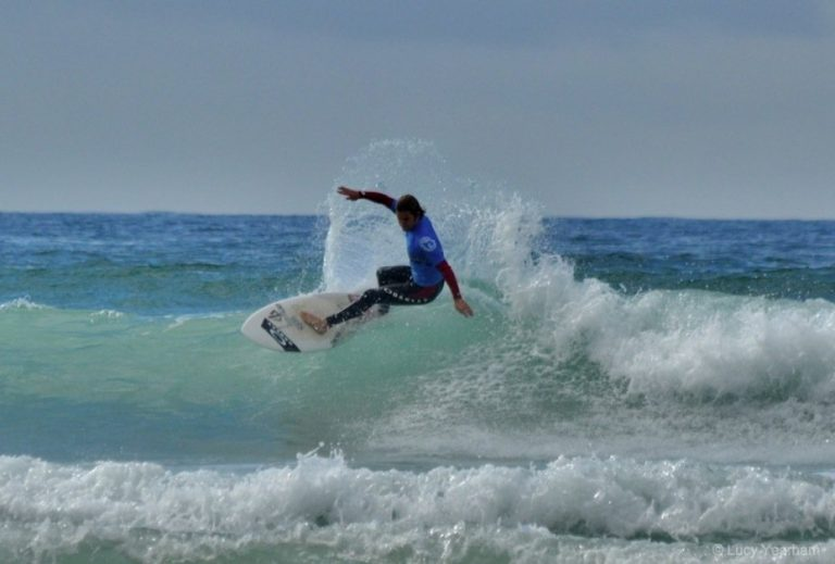 Boardmasters Surf Festival, Newquay by Lucy Yearham