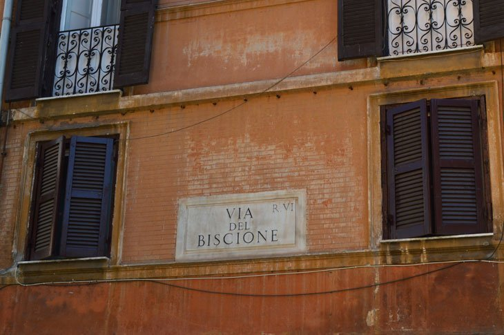 Rome – Windows and Scenes