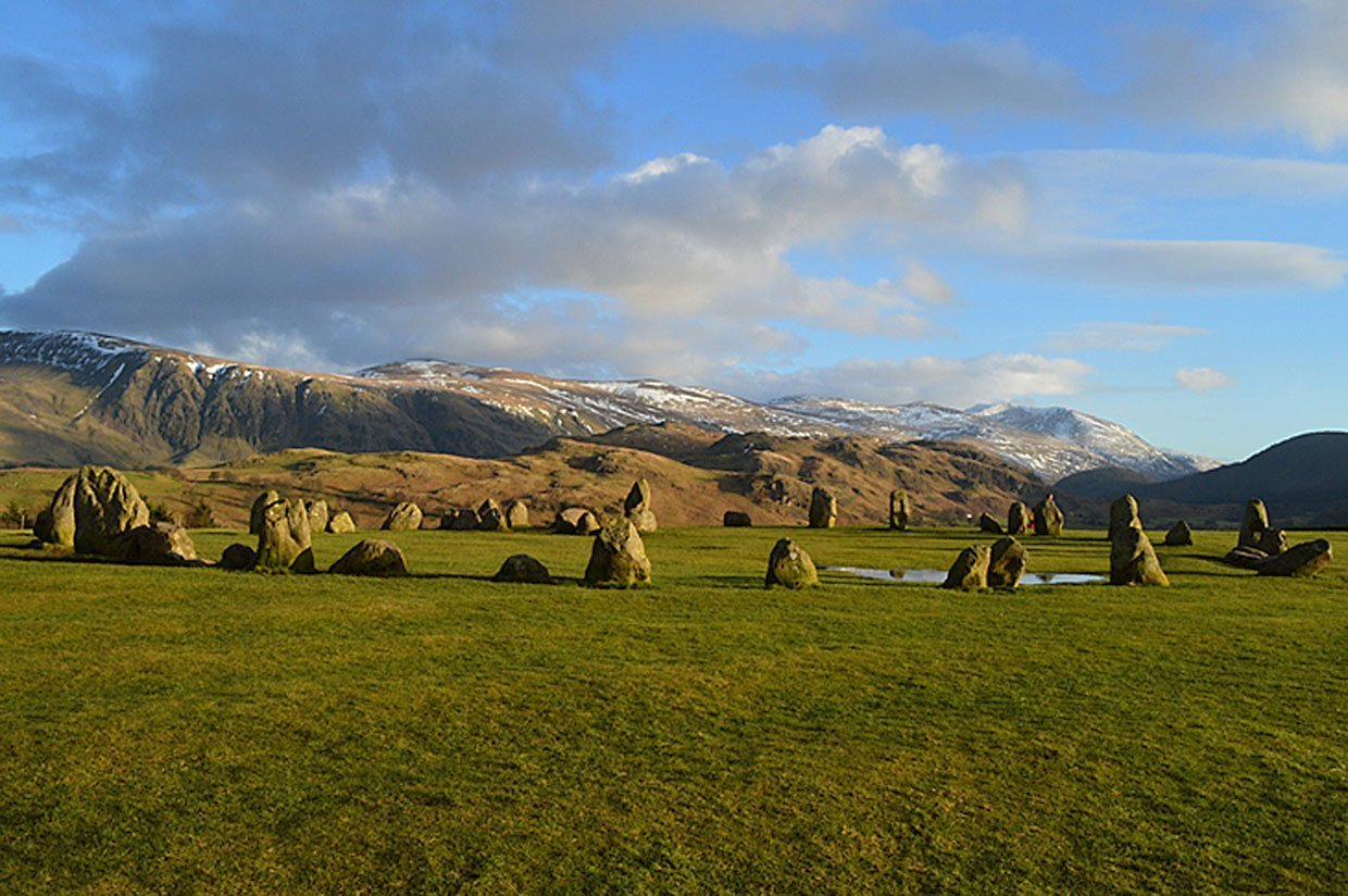 Castlerigg Stone Circle – Mysterious Beauty