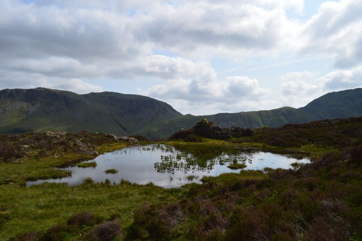 Up Haystacks and around Buttermere – A day for making memories