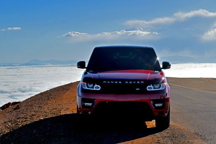 DSC 01811 The New Range Rover Sport To Take on Pikes Peak
