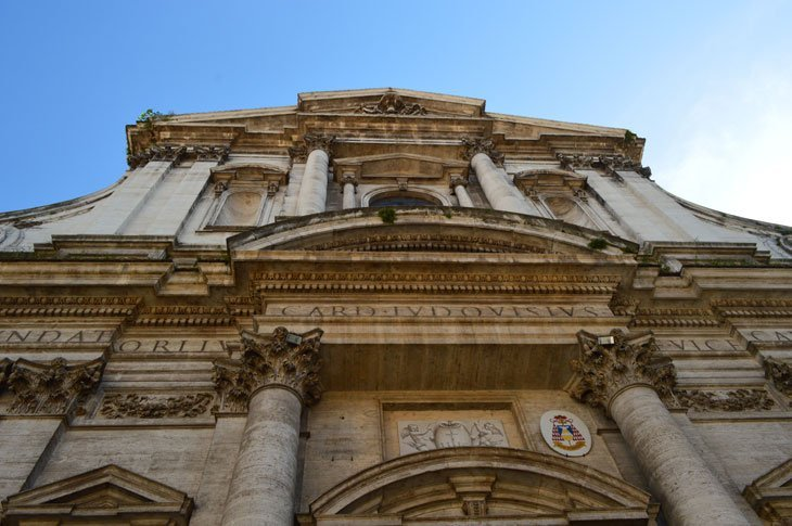DSC_01931 A Perfect Day in Rome – The Church of Saint Ignatius of Loyola
