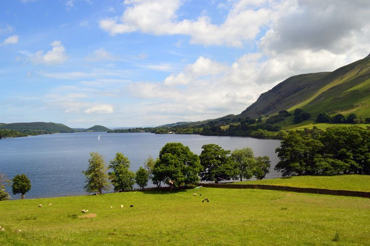 DSC_01941 Ullswater – Walking Beside This Most Beautiful Lake