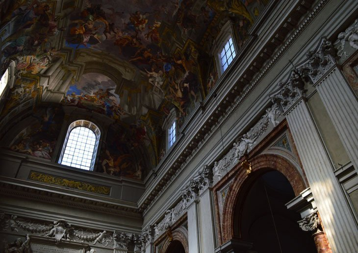 DSC_02212 A Perfect Day in Rome – The Church of Saint Ignatius of Loyola