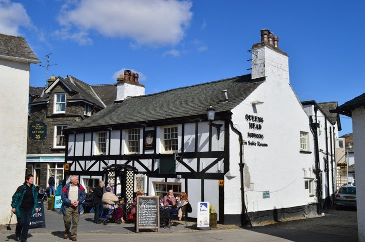 Hawkshead - A Little Spot In History
