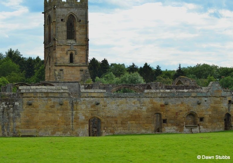 Mount Grace Priory – Britain's best preserved Carthusian priory 1