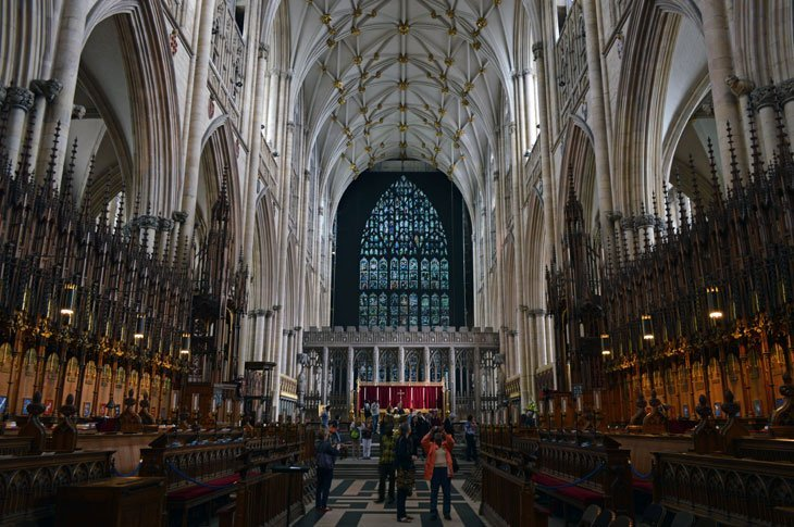 York Minster - A Look Inside