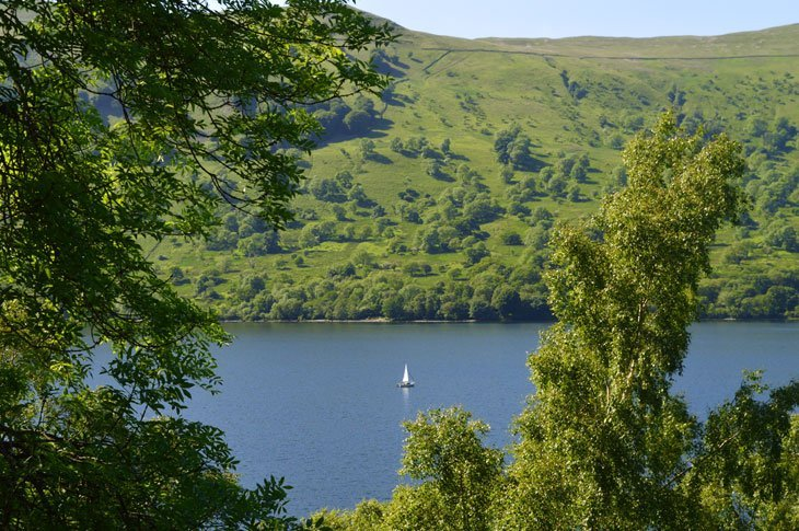 Ullswater - Walking Beside This Most Beautiful Lake