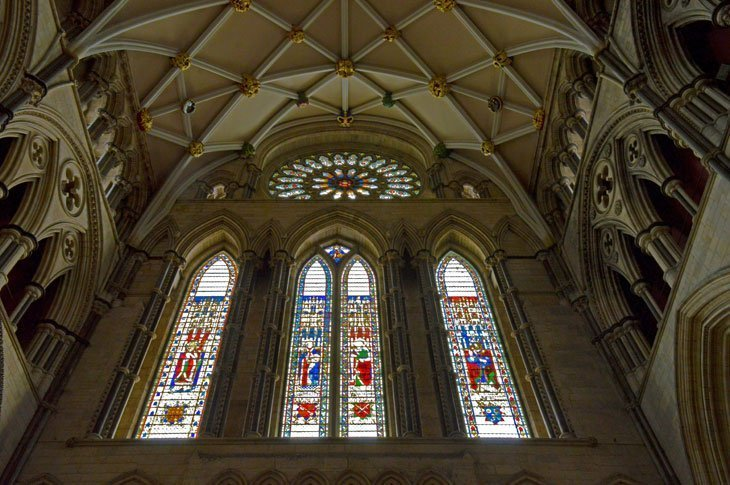 York Minster – A Look Inside