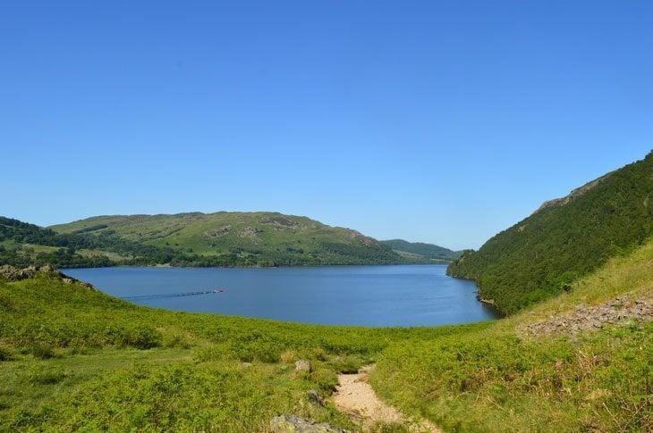 Ullswater – Walking Beside This Most Beautiful Lake