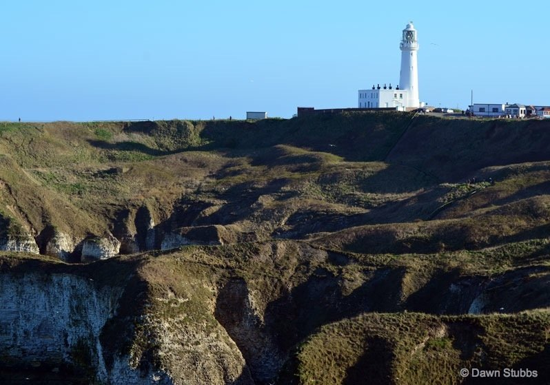 DSC_0381-yorkshire-coast- Flamborough Head – Britain's northern chalk sea cliff