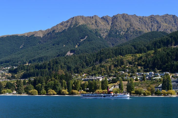 Queenstown – Nostalgia On The Lake Aboard TSS Earnslaw