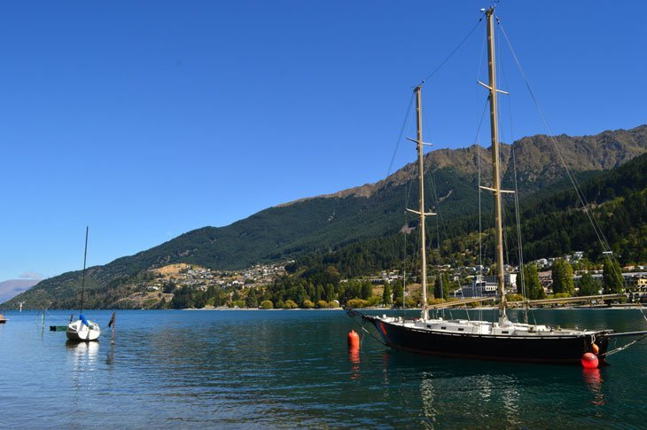 DSC 0402 01 Queenstown   Calm Beauty Behind The Adventure