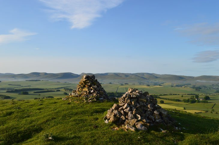 Amongst The Limestone Pavements of Orton and Great Asby Scar 1