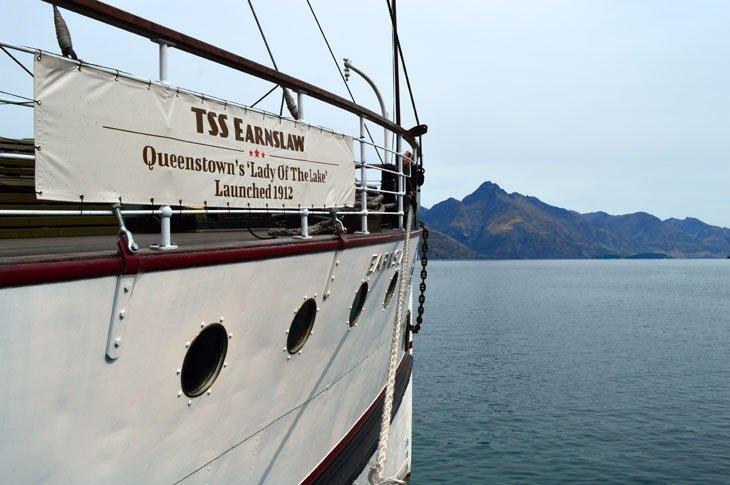 Queenstown – Nostalgia On The Lake Aboard TSS Earnslaw 1