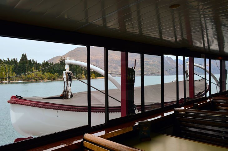 DSC 0414 01 Queenstown   Nostalgia On The Lake Aboard TSS Earnslaw