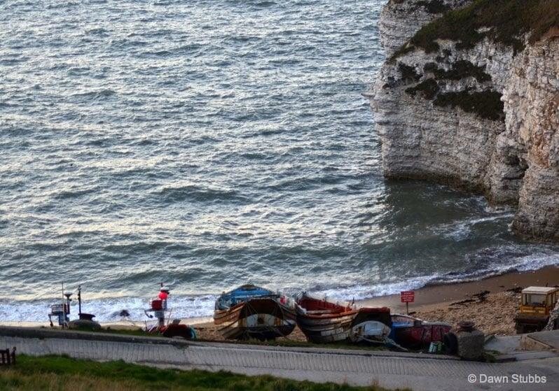 Flamborough Head – Britain's northern chalk sea cliff
