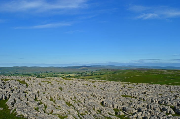 DSC 04321 Amongst The Limestone Pavements of Orton and Great Asby Scar