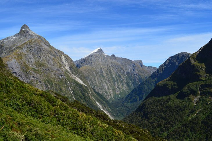 Milford Track Day Three – Up And Over The Mackinnon Pass 1