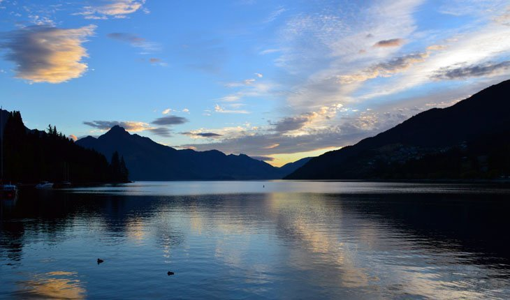 Queenstown - Calm Beauty Behind The Adventure