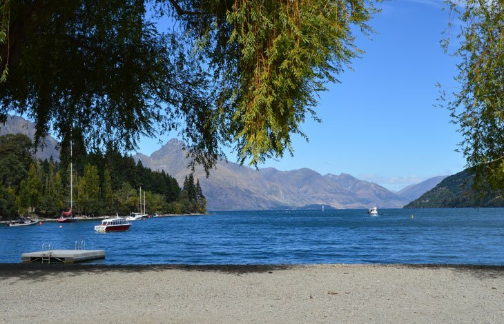 DSC_0535_01 Queenstown – Calm Beauty Behind The Adventure
