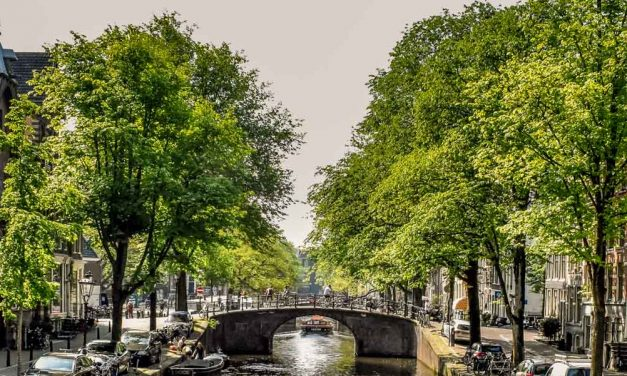 Prinsengracht and the Nine little Streets of Amsterdam