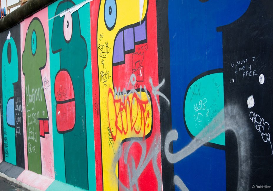 DSC_1135 A walk along the East Side Gallery – Berlin