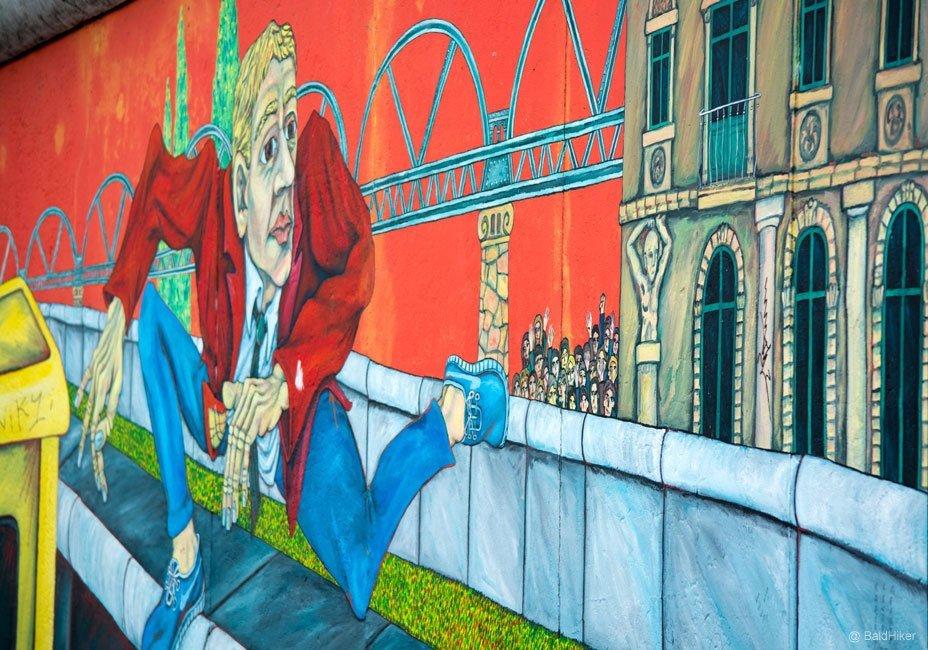 Gabriel Heimler: Der Mauerspringer