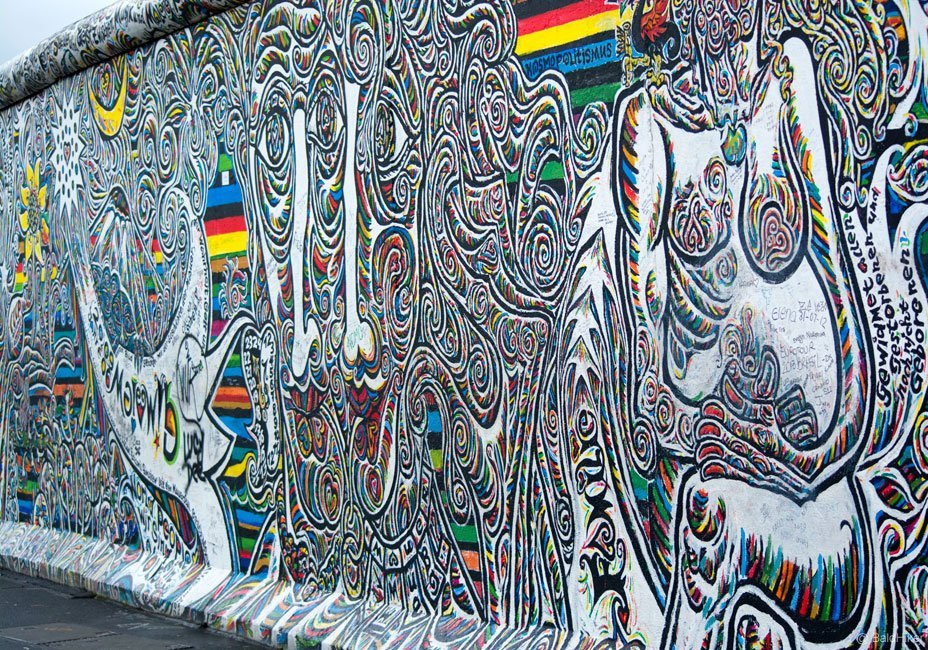 DSC_1146 A walk along the East Side Gallery – Berlin