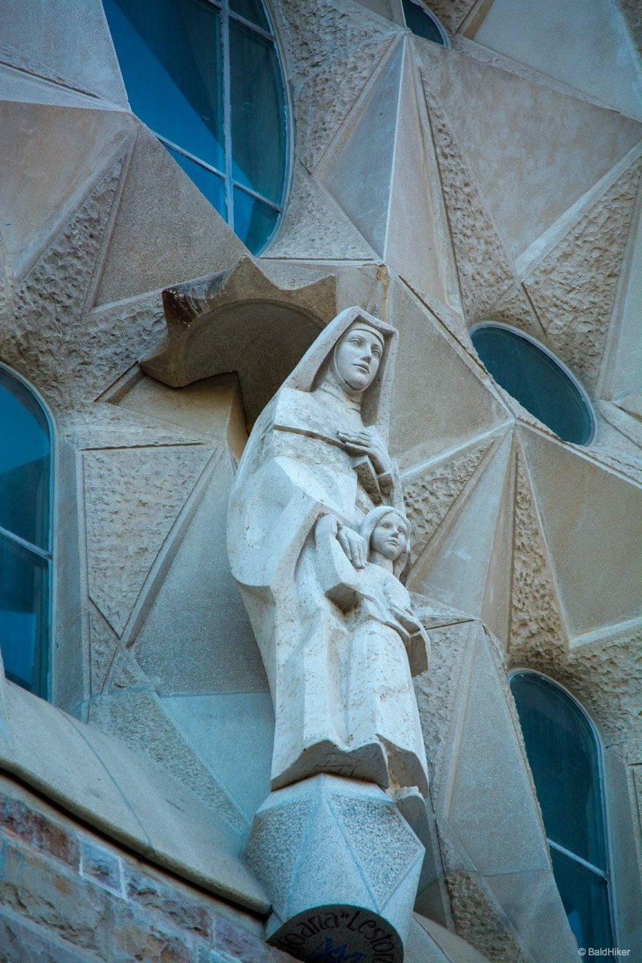 DSC_1420_familia Barcelona: Wondering at The Sagrada Família