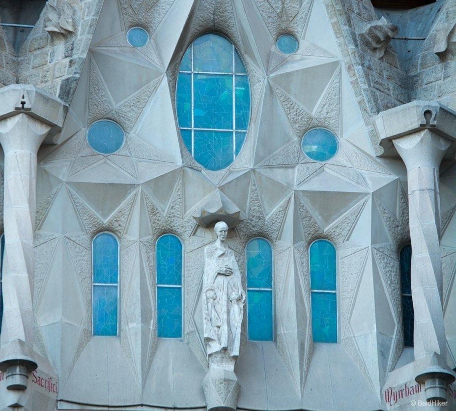 Barcelona: Wondering at Sagrada Família