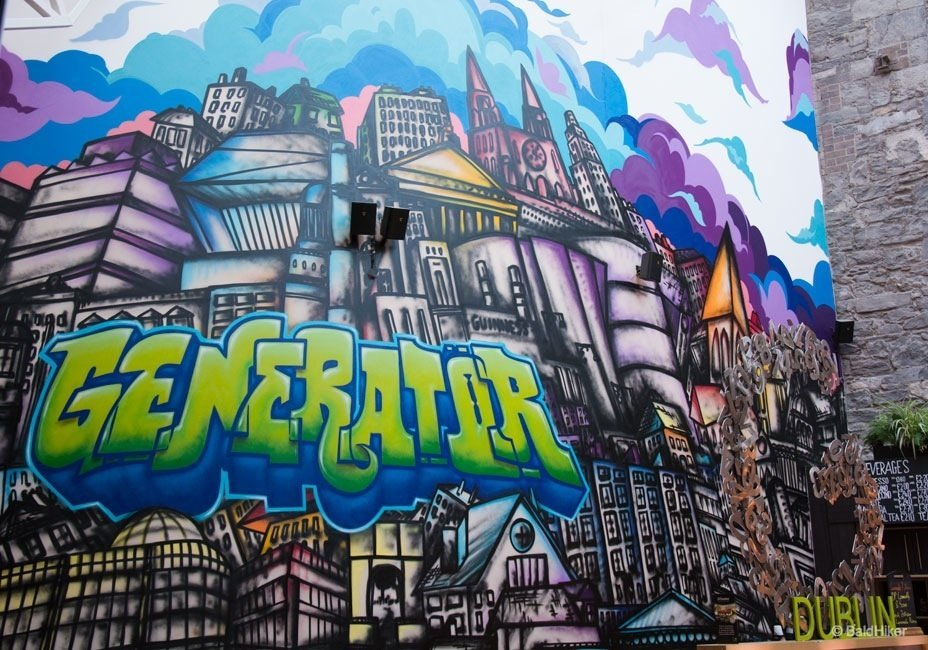 A merry stay at Generator Hostel Dublin