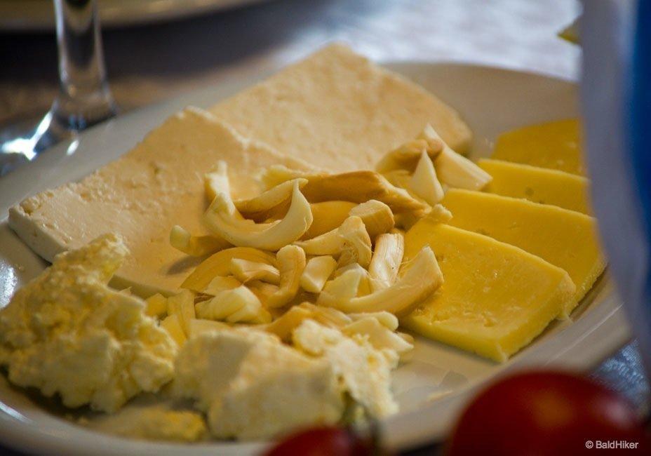 The Food and Cuisine of Azerbaijan