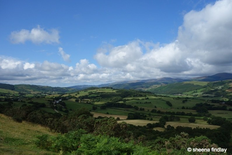Dyfi Valley- hike
