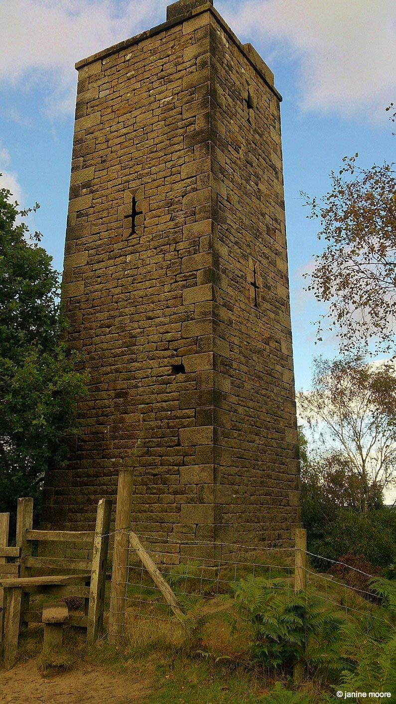 Earl-Grey-Tower- Stanton Moor and the Nine Ladies in the Derbyshire Dales