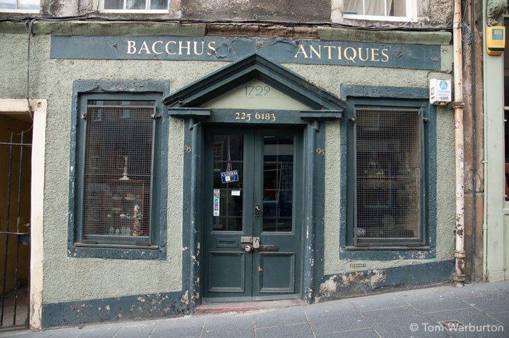 Bacchus antiques