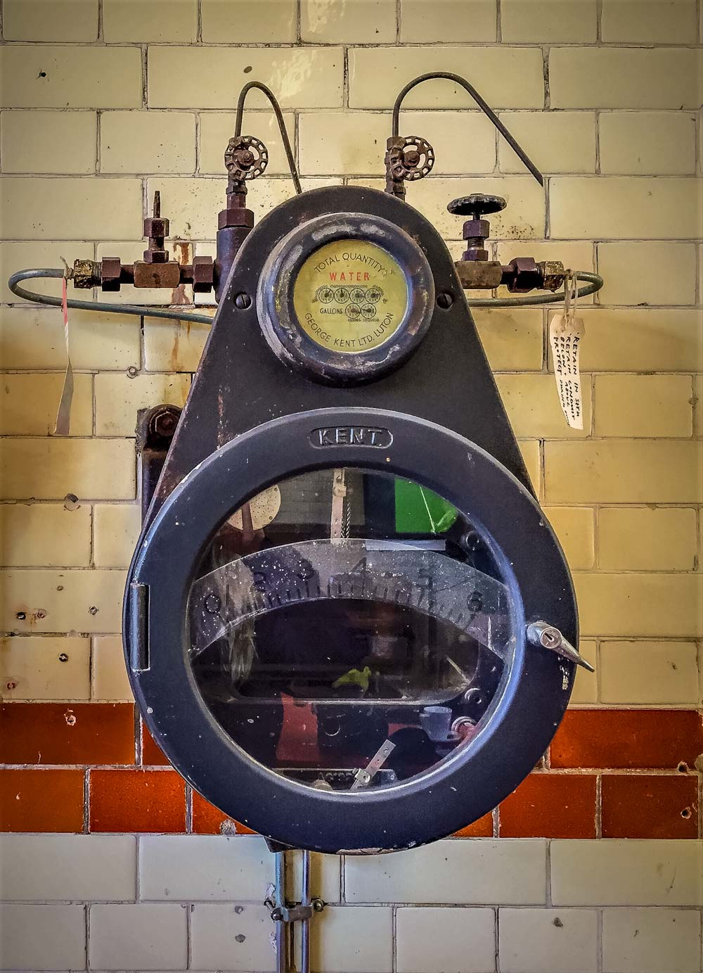 Engine-House-Dials Walthamstow Wetlands: Wild London