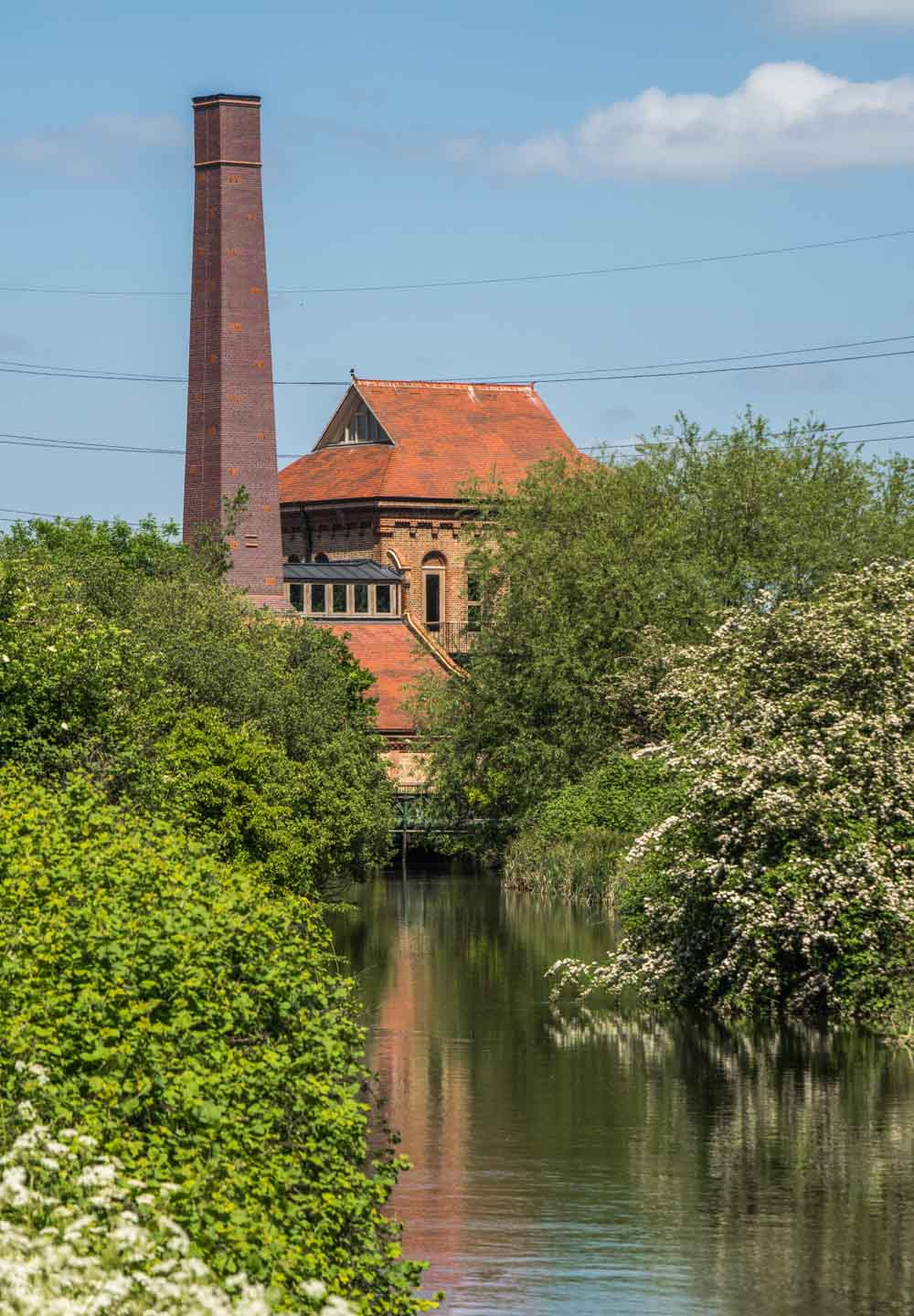 Engine-House Walthamstow Wetlands: Wild London