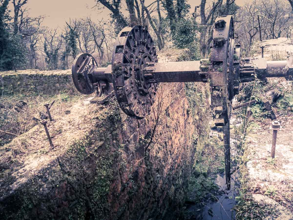 Engineering Luxulyan Valley Walk, Cornwall – Industrial Heritage and Natural Beauty