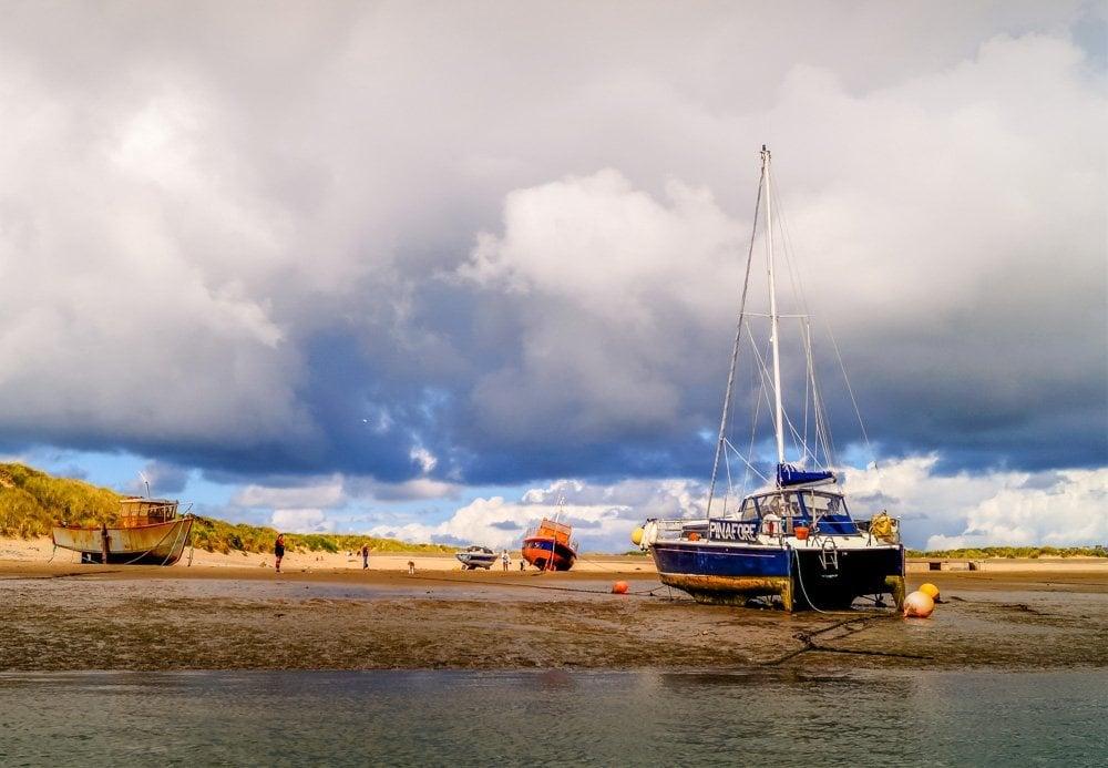 sandbanks barmouth estuary