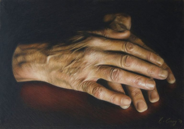 Revealing Expressions – Realistic art by Catherine Creaney