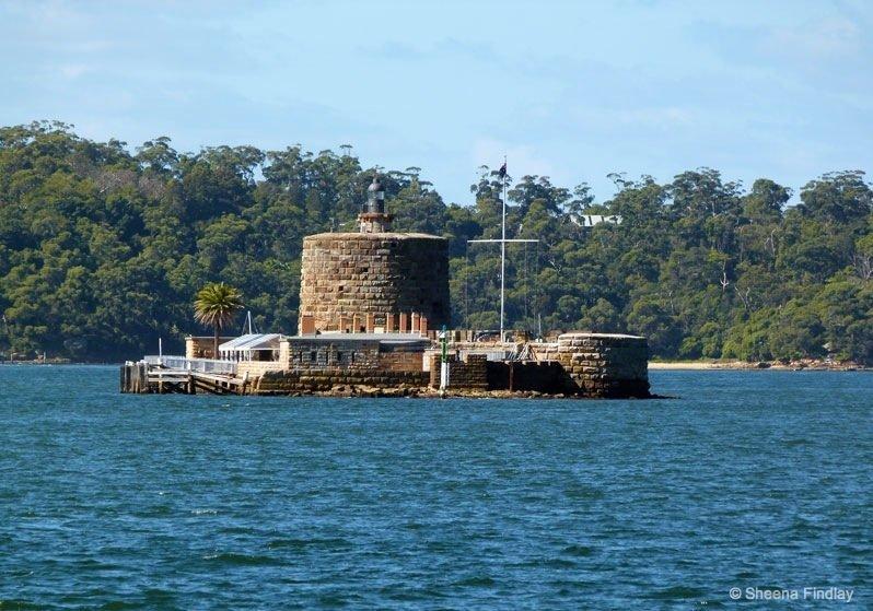 Fort-Denison- Sydney