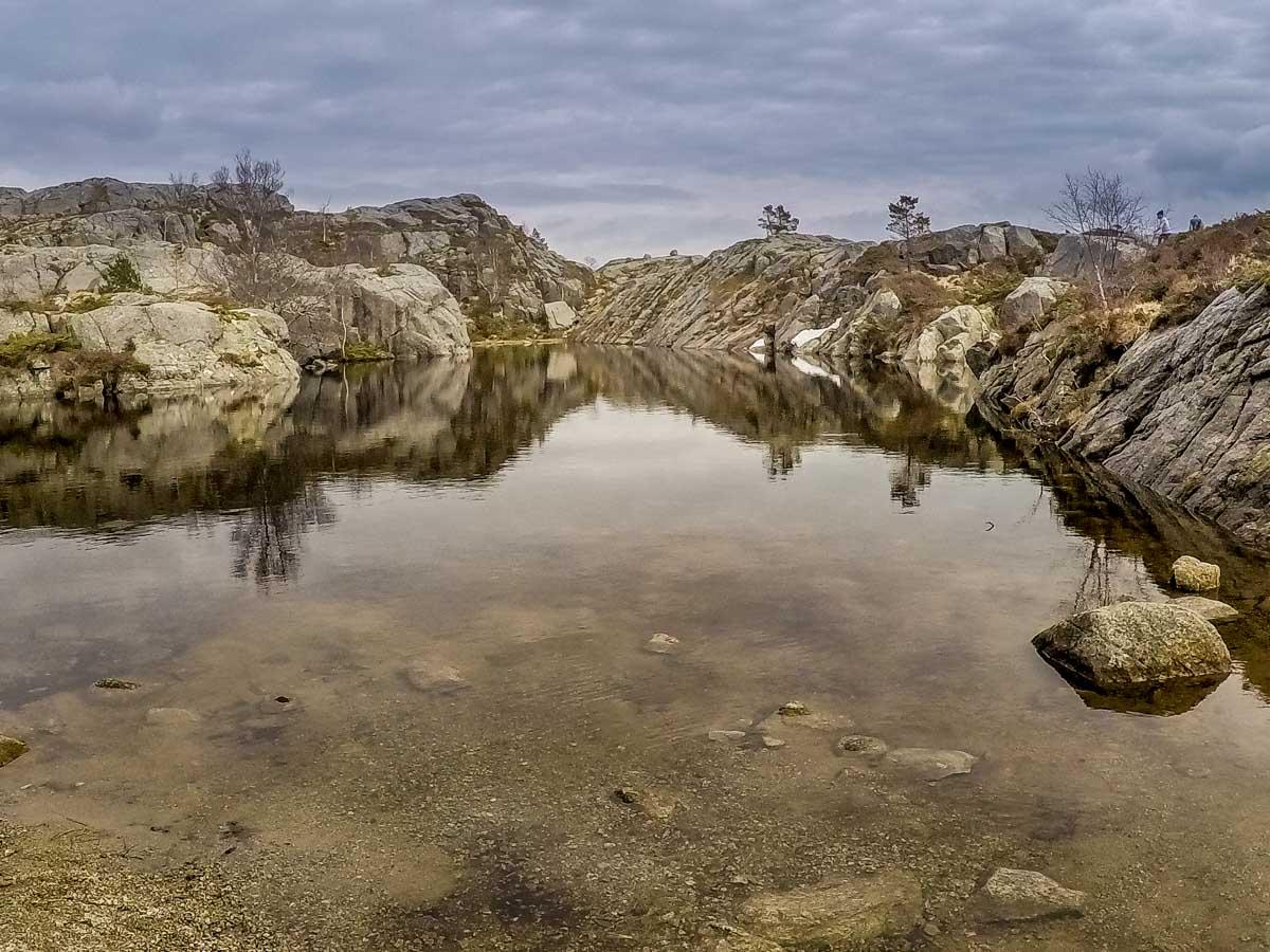 GOPR2447 Norway - Hiking to Preikestolen (Pulpit Rock)