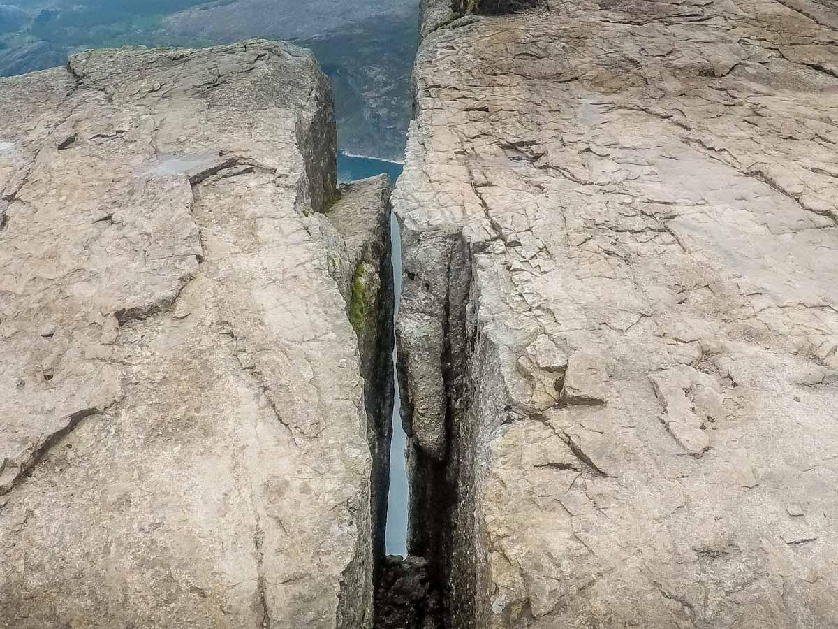 GOPR2457 Norway - Hiking to Preikestolen (Pulpit Rock)
