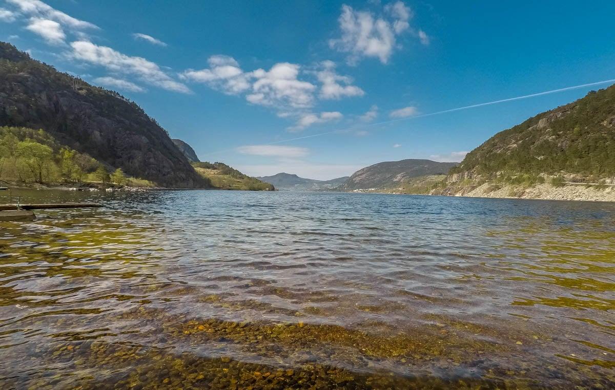 GOPR2495 Norway - Hiking to Preikestolen (Pulpit Rock)