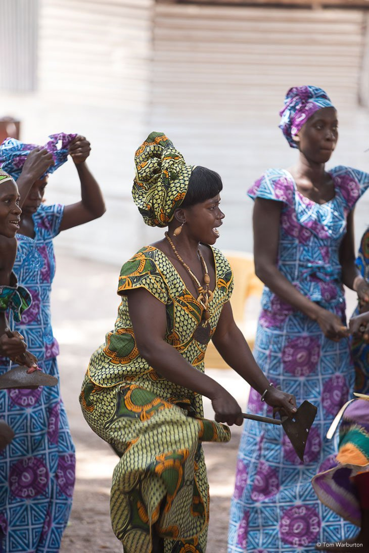 Gambia 20130427 00180 Gambia   A Village Kumpo Dance