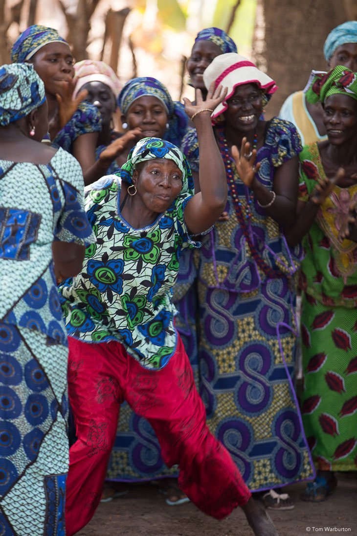 Gambia 20130427 00313 Gambia   A Village Kumpo Dance