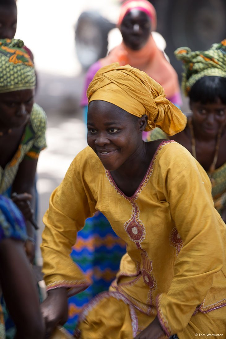 Gambia 20130427 00330 Gambia   A Village Kumpo Dance